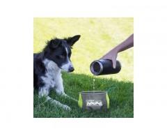 Miska podróżna dla psa 700 ml zielona – Outward Hound