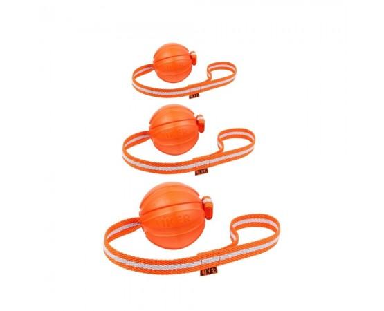 Piłka na taśmie dla psa Liker Line - piłka 5 cm S
