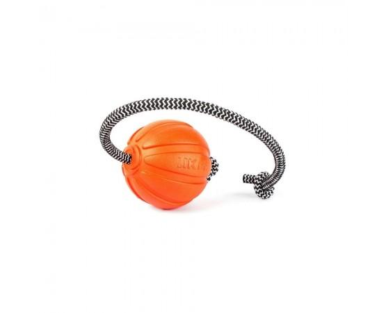 Piłka na linie dla psa Liker Cord - piłka 7 cm M