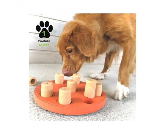 Gra edukacyjna dla psa - poziom 1 - Nina Ottosson Dog Smart