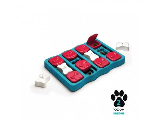 Gra edukacyjna dla psa - poziom 2 - Nina Ottosson Dog Brick