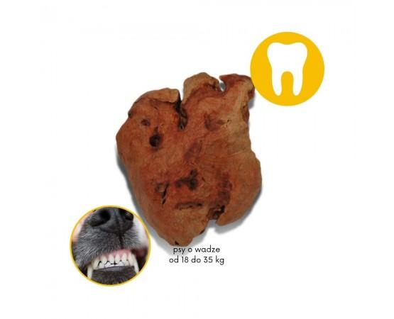 TORGAS® - naturalny BIO gryzak M dla psów o wadze 18 - 35 kg