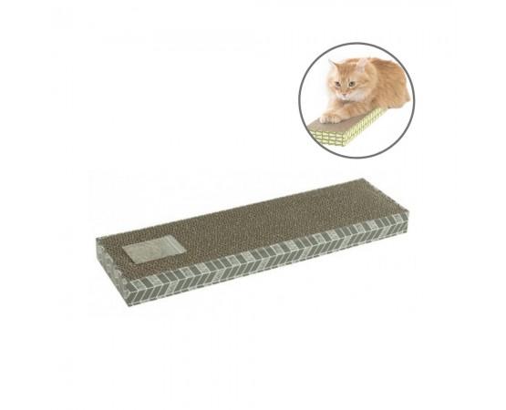 Drapak dla kota EKO 45 x 12 cm z kocimiętką
