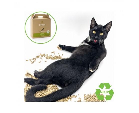 Eko żwirek dla kota 14 litrów Animalife