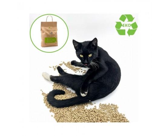 Eko żwirek dla kota 9 litrów Animalife