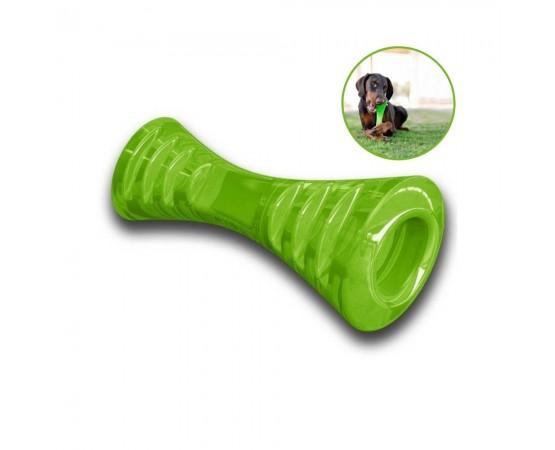 Bionic Urban Stick - super wytrzymała zabawka dla psa rozmiar L - 25 cm zielona