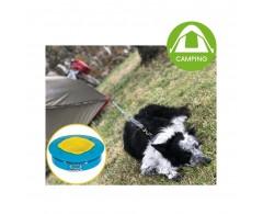 Miska do ogrodu lub na kemping dla psa o pojemności 750 ml - Petmate