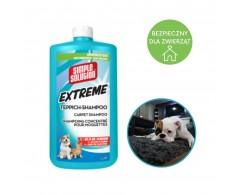 Płyn, szampon do dywanów – super formuła 1 litr - Simple Solution
