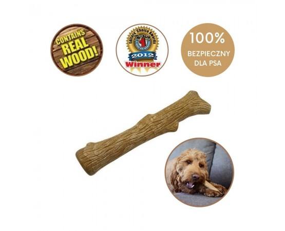 Bezpieczny patyk dla psa małych ras S 13 cm  - Petstages DogWood