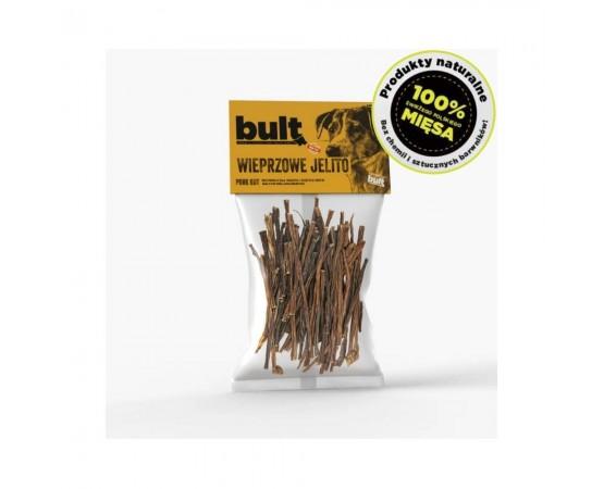 Jelito cienkie wieprzowe 100g paski - 100% naturalne przysmaki - BULT