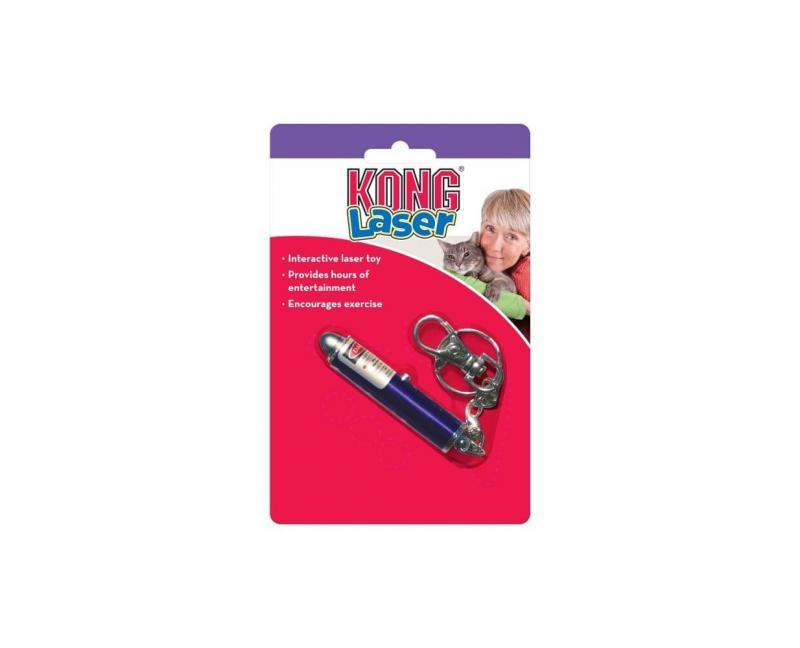 Laser - zabawka dla kota - KONG Pointer
