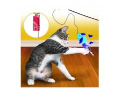wędką dla kota - KONG
