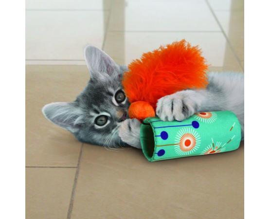 dźwiękową zabawka dla kota