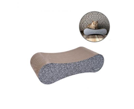 Drapak dla kota  46 x 20 x 13 cm - w skandynawskim stylu - Amiplay Eko IDEA